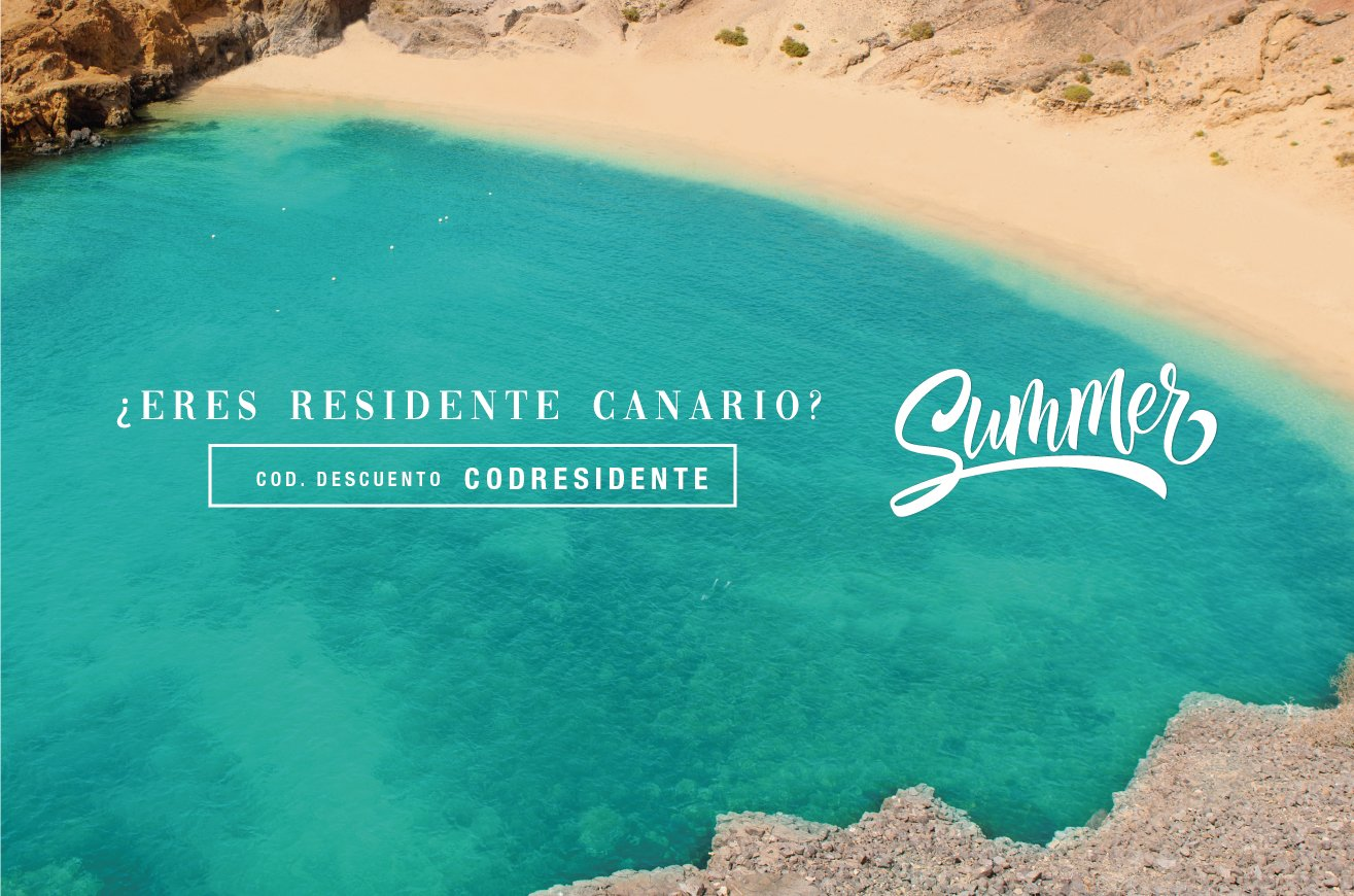 Are you canarian resident?